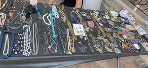 ENTIRE BOX OF FASHION JEWELRY!! for Sale in Los Angeles, CA