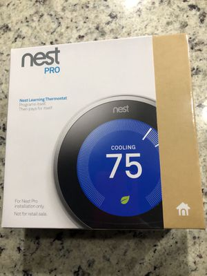 Nest Pro 3rd gen for Sale in Lehigh Acres, FL