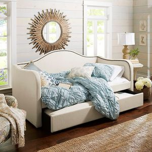 Michelle 3-in-1 daybed with trundle for Sale in Baltimore, MD