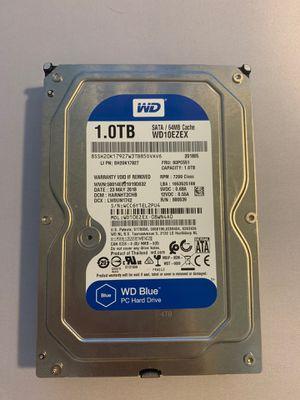 Western Digital Blue 1TB Hard Drive for Sale in San Jose, CA