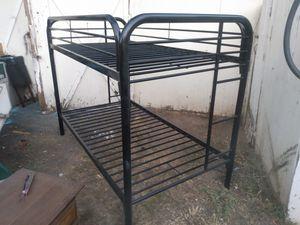 Metal Bunk Bed Frame for Sale in Anderson, CA