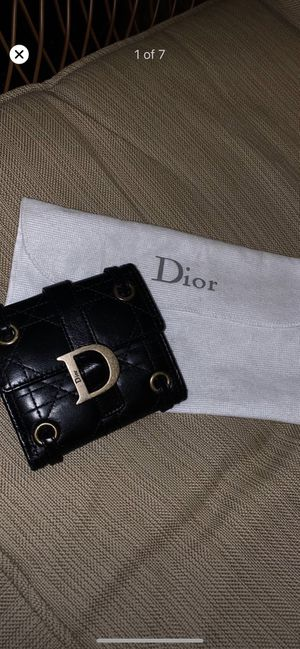 Christian Dior Wallet for Sale in Los Angeles, CA