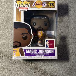 Funko Pop Magic Johnson #78 for Sale in Clinton,  MD