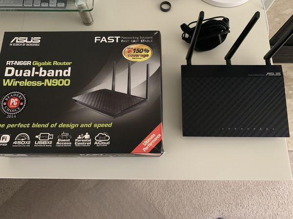 Asus wireless - N900 router