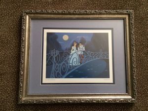 "RARE Cinderella ""Just Before Midnight"" Lithography for Sale in Nashville, TN"