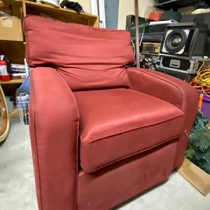 Red Couch for Sale in Angier, NC