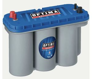 D31 blue optima battery new for Sale in Fontana, CA