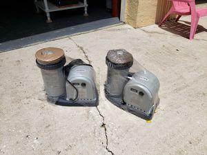 Intex pool pumps for Sale in Largo, FL