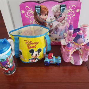 Disney lot of kids items for Sale in Smyrna, GA