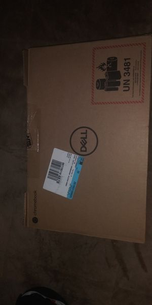 Dell crome book brand new for Sale in Lubbock, TX
