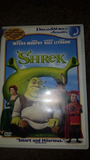 Shrek (DVD 2003) for Sale in Phoenix, AZ