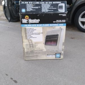 Never Used Mr. Heater 20000btu Vent Free Heater for Sale in Wichita, KS