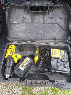 Dewalt drill for Sale in Dallas, TX