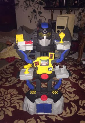Large Batman play set eyes light up Hours of fun for Sale in Germantown, MD