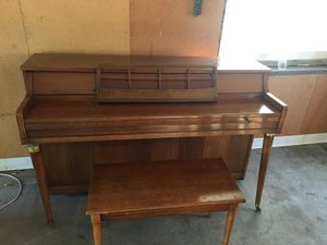 Piano for Sale Best Offer and it's yours for Sale in Hastings, NE