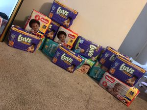 Diapers for Sale in Southgate, MI