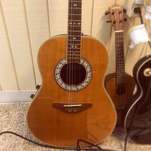 Acoustic guitar for Sale in Manassas, VA