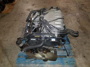Used JDM 1996-2005 Toyota Tacoma Tundra T100 4runner 3.4L V6 5VZ Engine for Sale in Atlanta, GA