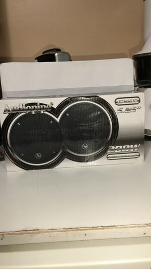 Audio pipe car speakers 5.25 for Sale in Aurora, IL