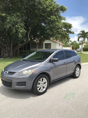 For sale Mazda CX-7 suv runs great ice cold AC Clean title in hand ready to go! Cx7 for Sale in Boca Raton, FL