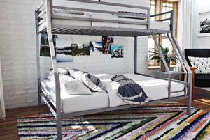 Twin Over Full Bunk Bed for Sale in Longwood, FL