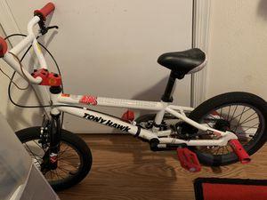 Boys Tony Hawk 360 BMX bike for Sale in Virginia Beach, VA