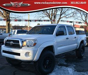 2011 Toyota Tacoma V6 for Sale in Wheat Ridge, CO