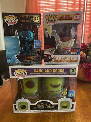 Funko pops! For sale for Sale in Fullerton, CA