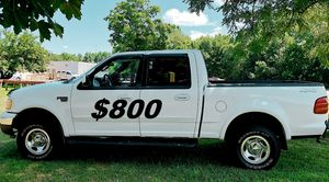OWNER $800__2002 Ford F150 XLT Luxury Sport Package for Sale in Oakland Park, FL