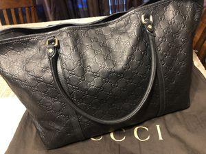 Gucci Guccissima Tote Handbag 100% Authentic great condition for Sale in Fort Worth, TX