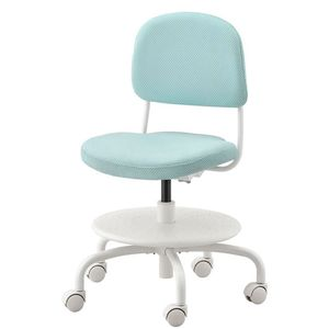 VIMUND Child's desk chair, light turquoise Excellent Condition for Sale in Santa Ana, CA