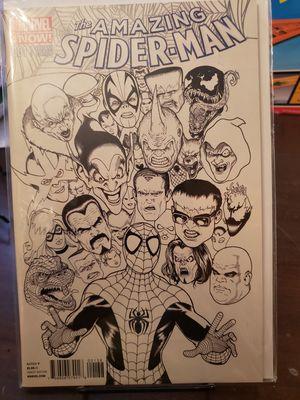 Amazing spiderman #1 2014 Variant for Sale in Woodbridge, VA