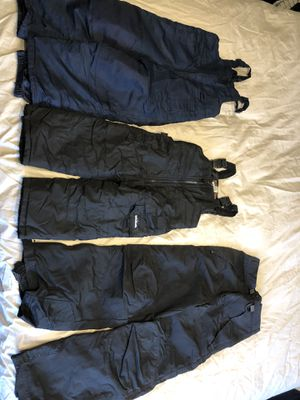 Boys brand new ski, snowboard, & snow play pants and gloves etc starting at $19 for Sale in Fresno, CA