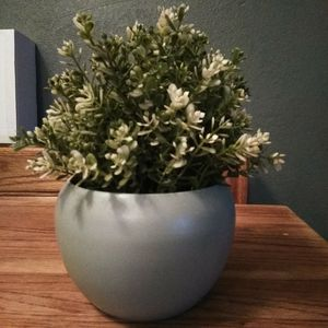 Ikea's fake plant and container for Sale in Pacific, WA