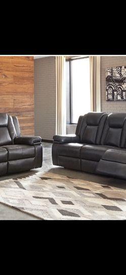 Garristown Power Reclining Sofa & Loveseat for Sale in Oakland,  CA