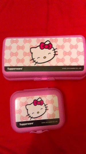 Hello Kitty Tupperware for Sale in New York, NY