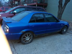 03 Mazda Protege for Sale in Des Moines, IA