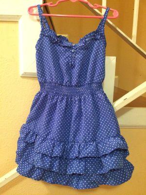 Blue polkadot dress for Sale in Compton, CA