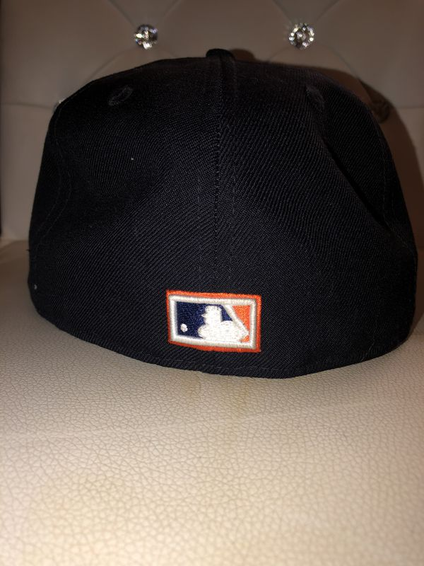 MLB San Diego Padres New Era Navy Fitted