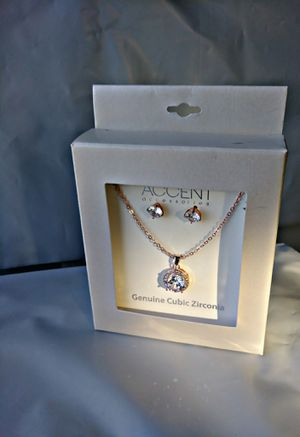 Accent ® Accesories Genuine Cubic Zirconia for Sale in Las Vegas, NV