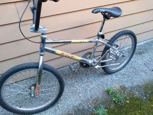 old school GT Mach 1 all original bmx for Sale in Seattle, WA