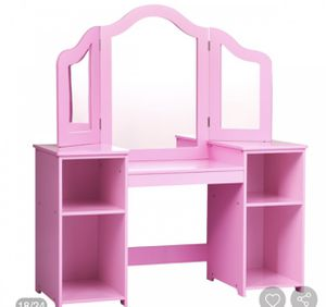 Kids vanity/ desk (new) for Sale in Phoenix, AZ