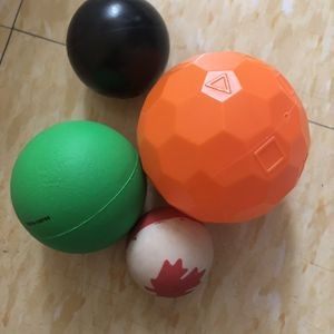 Balls For Different Games for Sale in Seattle, WA