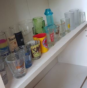 Shot glass collection for Sale in NEW PRT RCHY, FL
