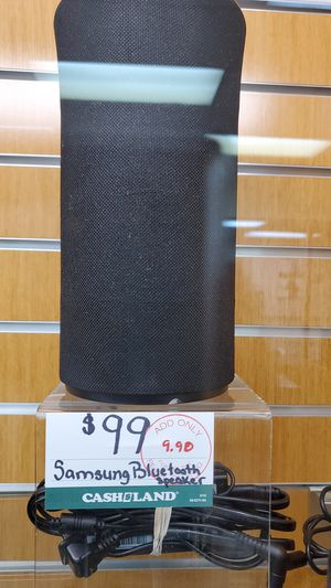 Samsung Bluetooth speaker for Sale in Valley View, OH