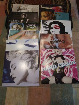 Madonna 11 cd collection. From 1983 to 2008. Perfect condition. Best offer for Sale in Salinas, CA
