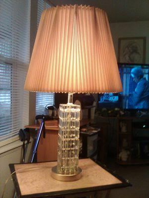 Lead Crystal Base Lamp for Sale in Auburn, WA
