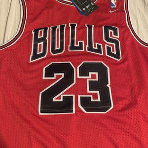 Michael Jordan Bulls Jersey for Sale in Bristol, PA