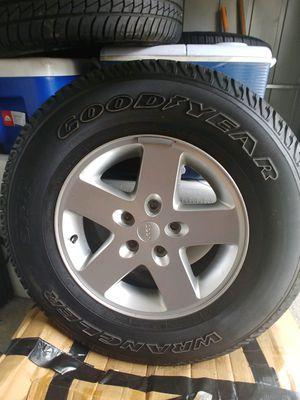 Wrangler JK Wheels and Tires for Sale in Orlando, FL