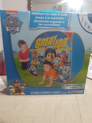 2 Paw Patrol playhuts for Sale in Albuquerque, NM